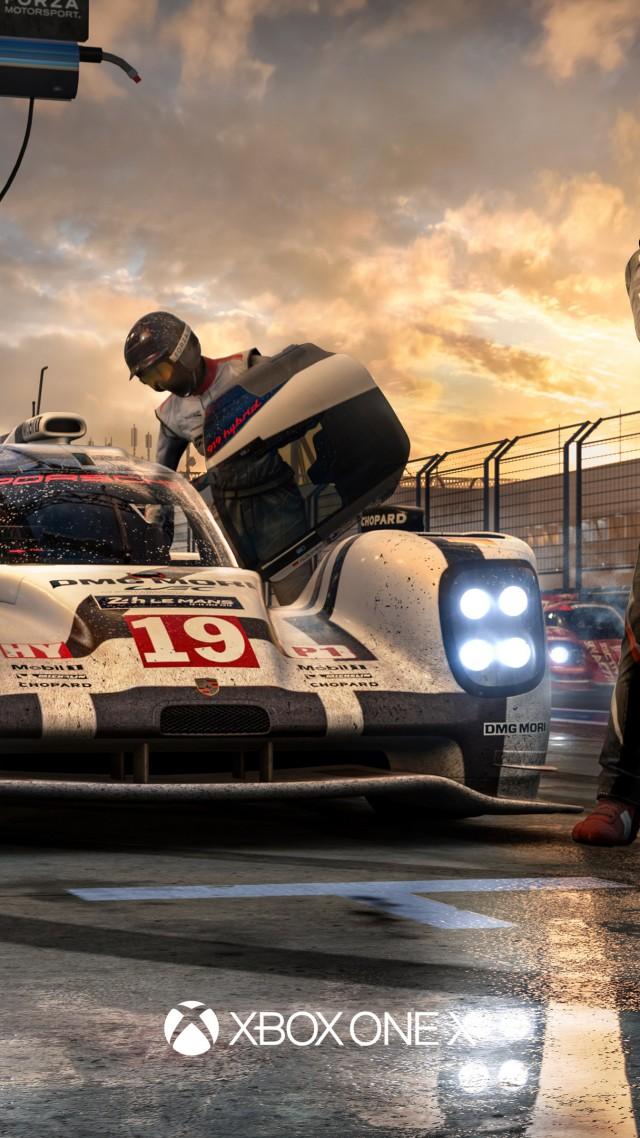 Wallpaper Forza Motorsport 7 4k E3 2017 Xbox One X