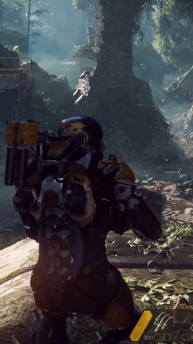 Anthem, 4k, screenshot, gameplay, E3 2017 (vertical)