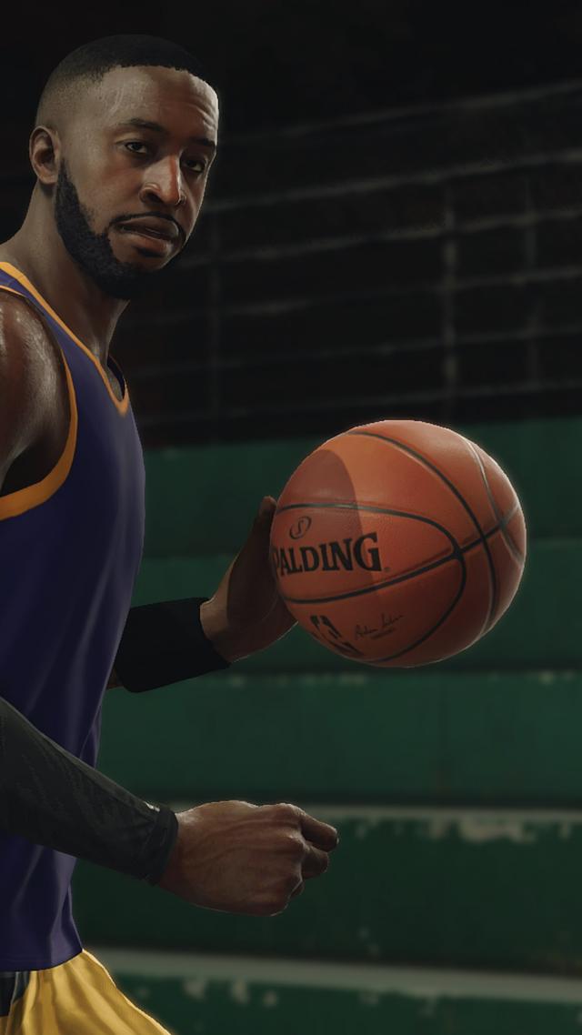 NBA LIVE 18 4k Screenshot E3 2017 Vertical