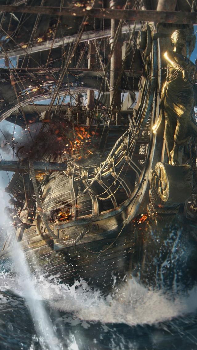 Wallpaper Skull And Bones 4k Hd E3 2017 Games 13925