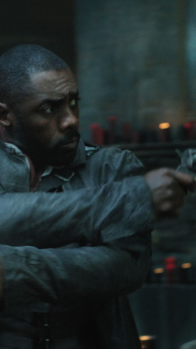 The Dark Tower, Idris Elba, Nicholas Hamilton, 5k (vertical)