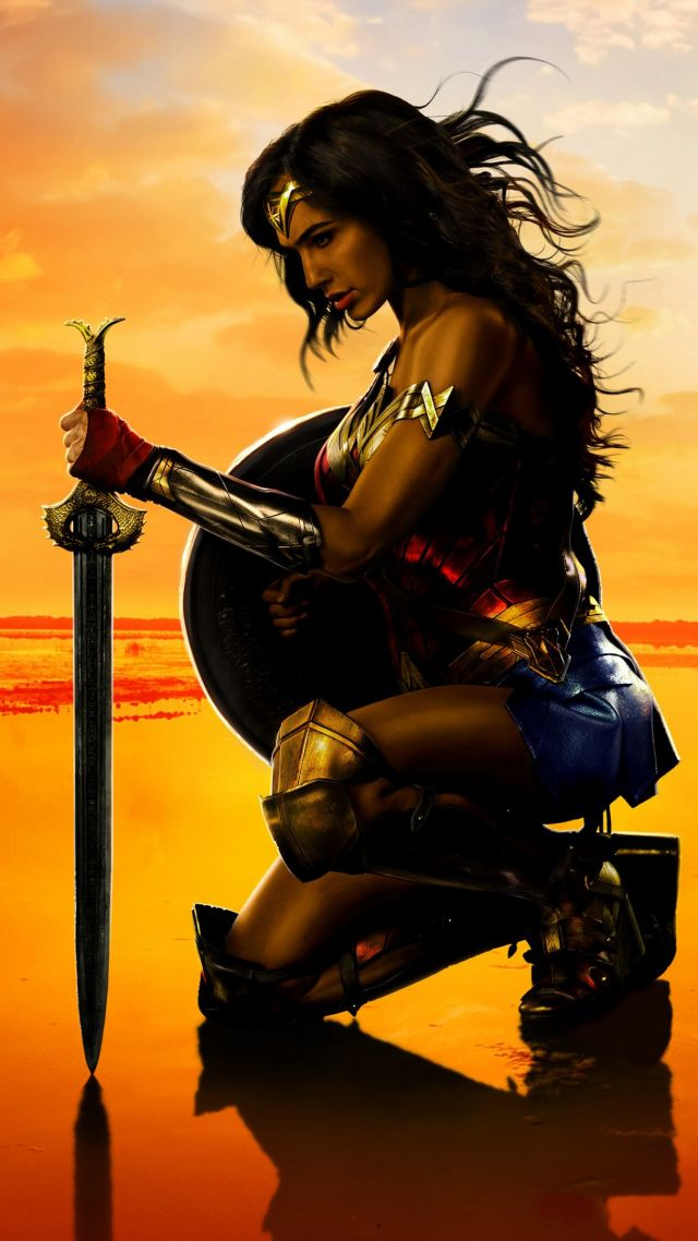 Wallpaper Wonder Woman 4k Gal Gadot Movies 14021