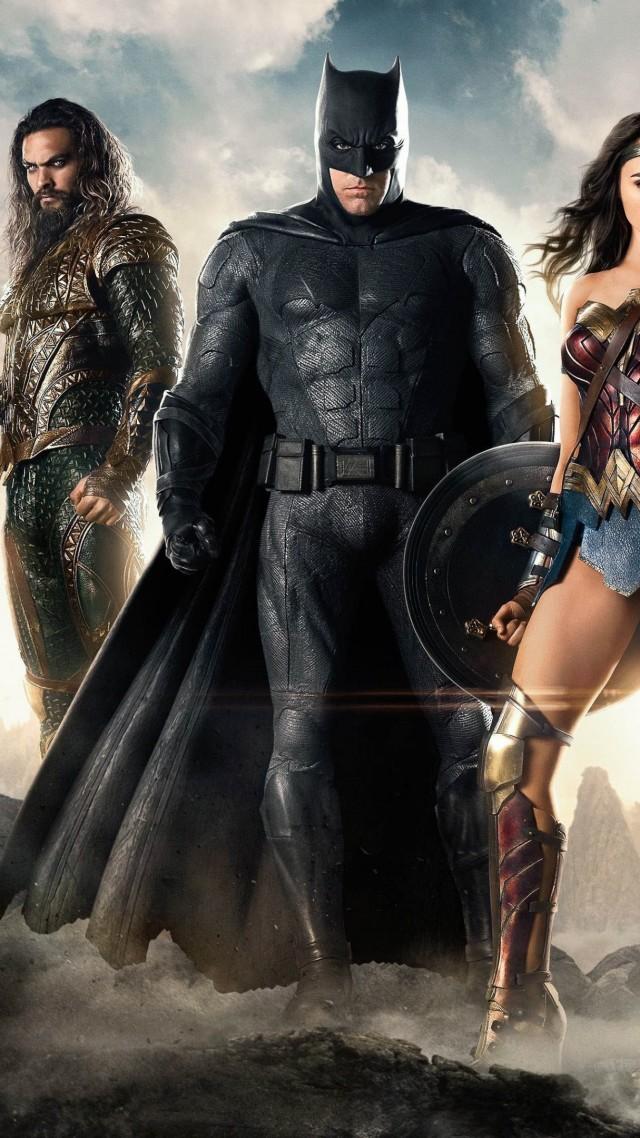 Wallpaper Justice League Movie Batman Wonder Woman 4k Movies 14035