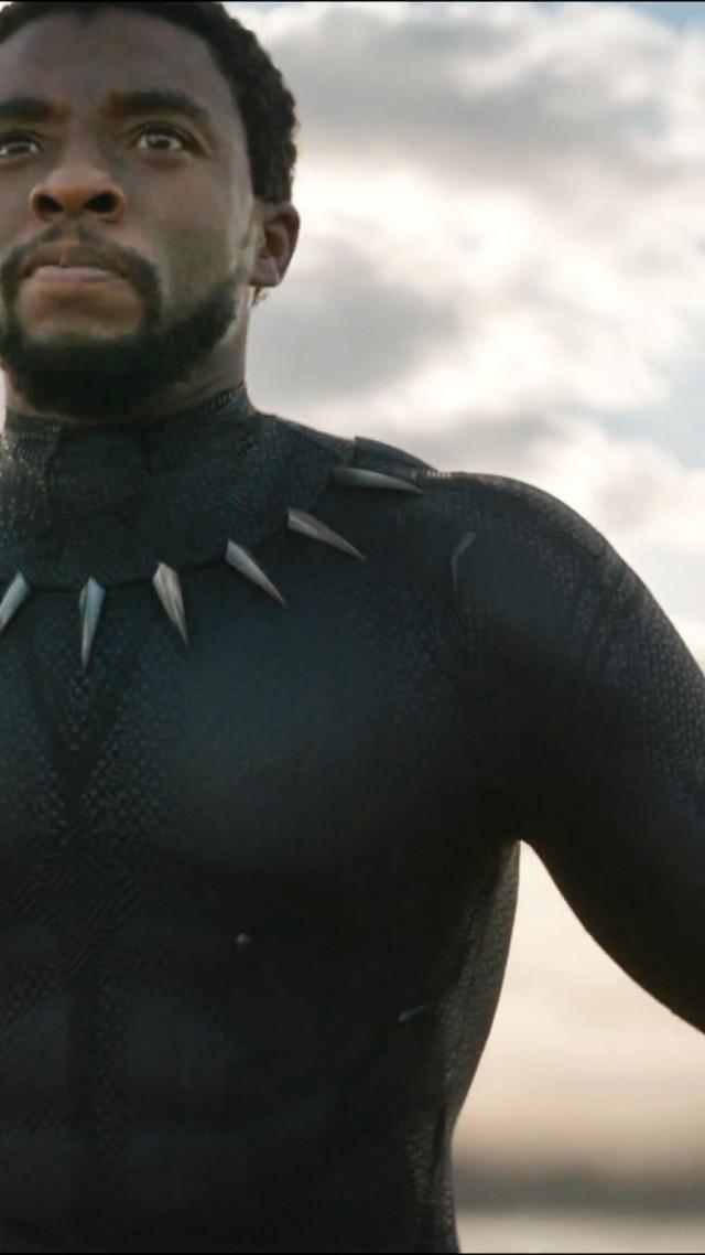 Wallpaper Black Panther, 4k, 2018