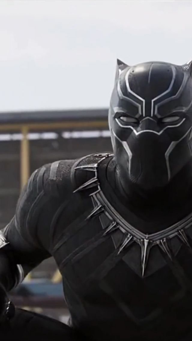 Wallpaper Black Panther, 4k, 2018, Michael B. Jordan ...
