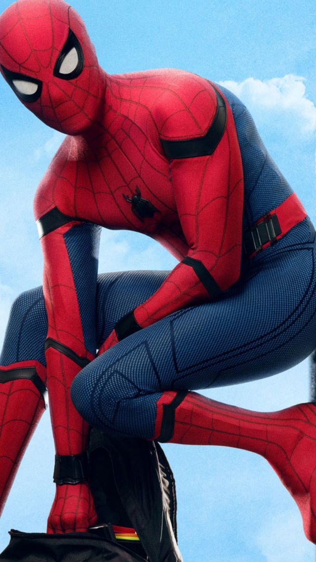 Spider Man Homecoming 4k Vertical