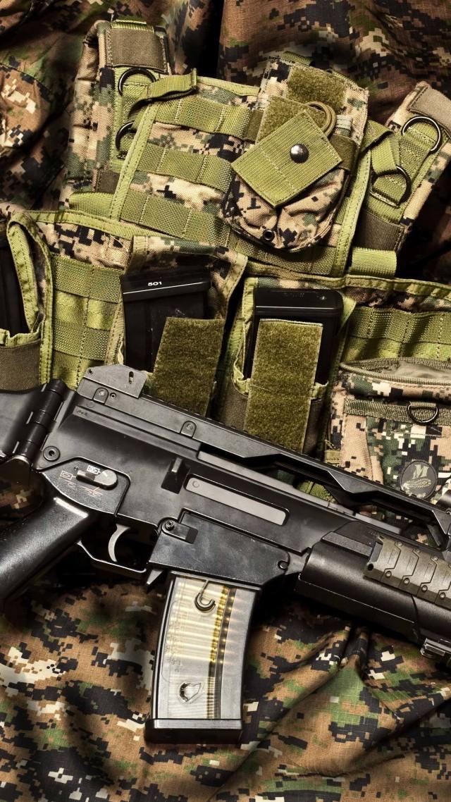 Wallpaper HK G36, Heckler & Koch, Gewehr 36, assault rifle ...