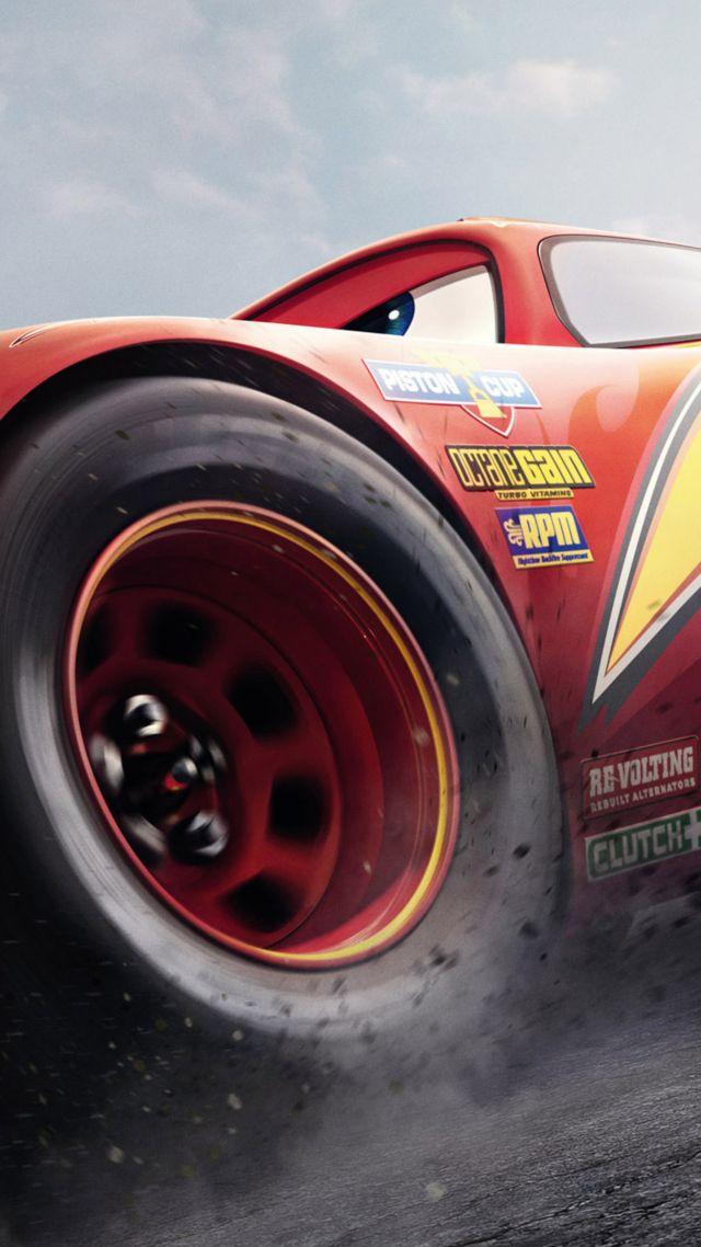 Wallpaper Cars 3 4k Lightning Mcqueen Poster Movies 14176