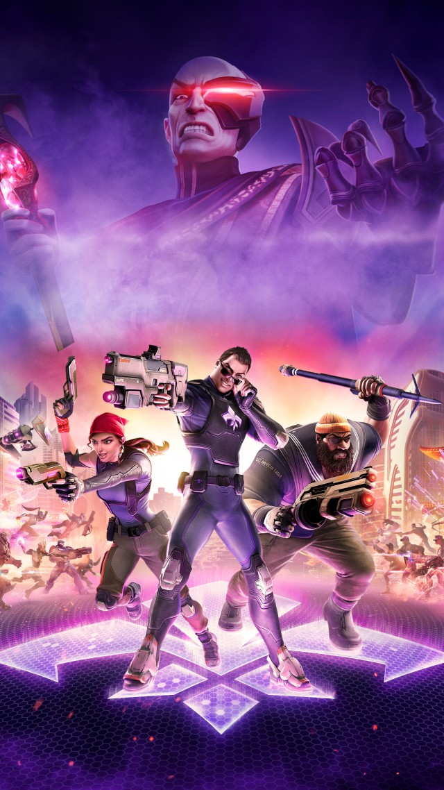 Wallpaper Agents Of Mayhem Saints Row 4k E3 2017 Games