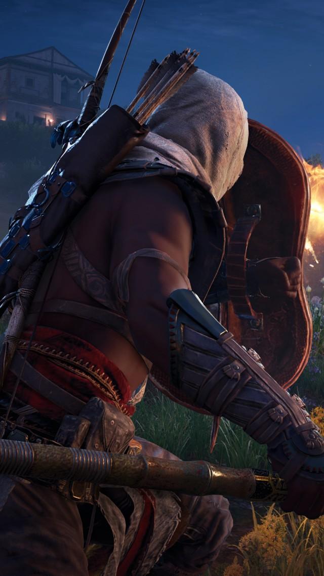 Wallpaper Assassins Creed Origins 4k E3 2017 Screenshot