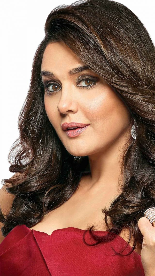 Wallpaper Preity Zinta 4k Photo Bollywood Celebrities 14306