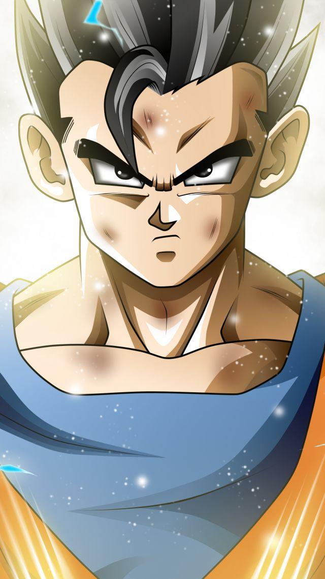 Wallpaper Anime Dragon Ball Super Mystic Gohan 5k Art 14634