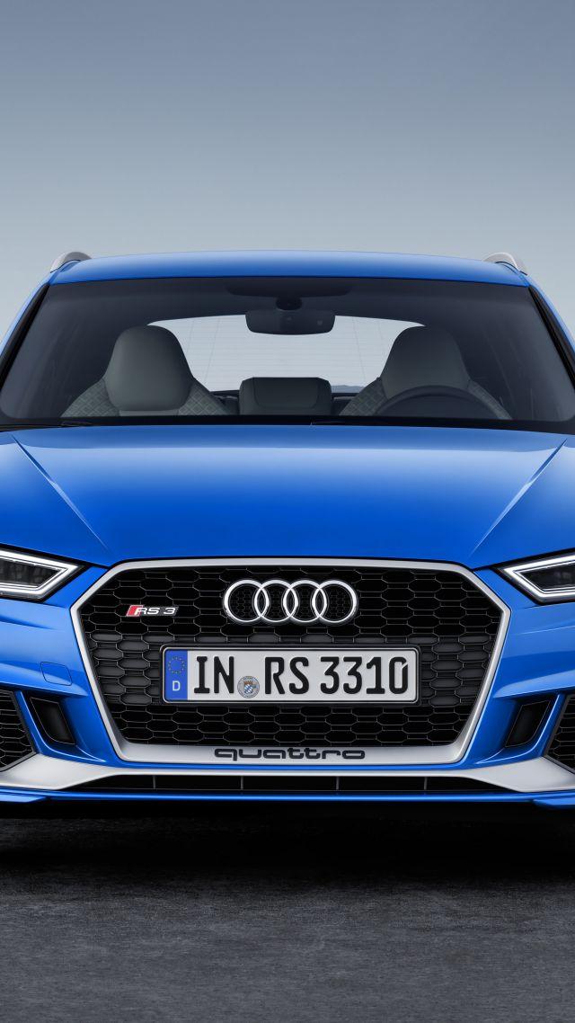 Wallpaper Audi Rs 3 2018 Cars 4k Cars Bikes 14640
