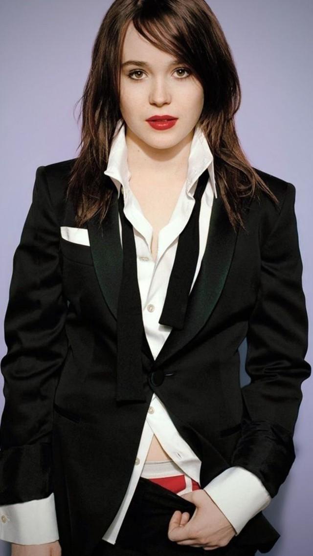 Wallpaper Ellen Page, ... Ellen Page