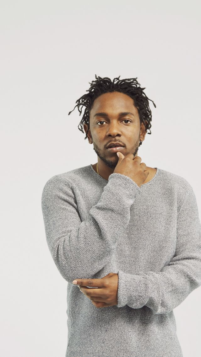 Kendrick Lamar Photo 5k Vertical