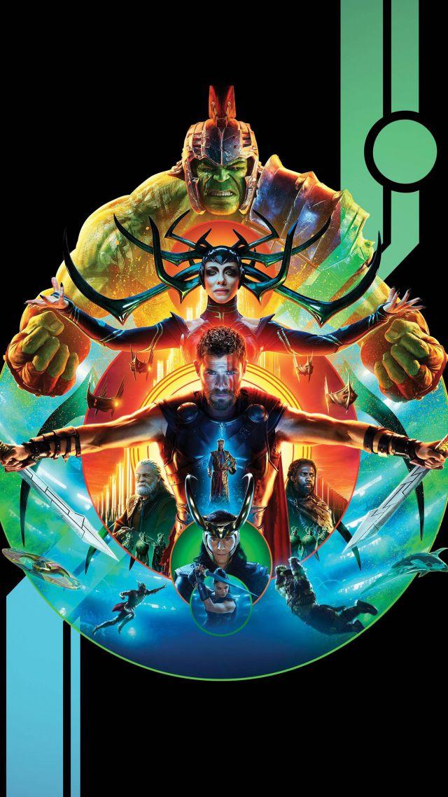 Wallpaper Thor Ragnarok Chris Hemsworth Poster 4k Movies 14989