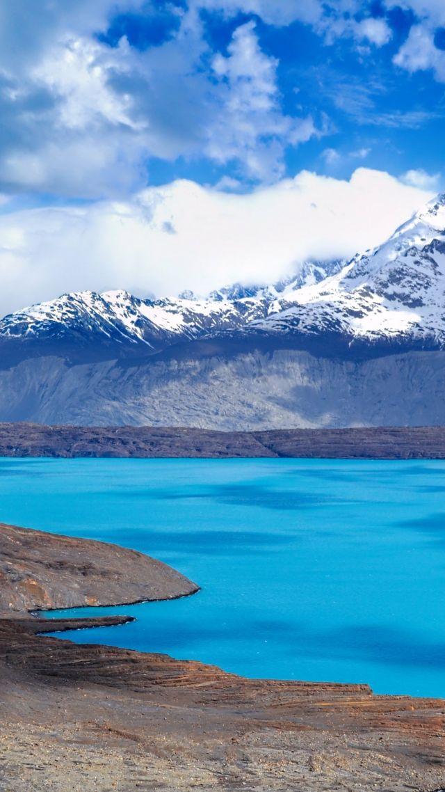Wallpaper mountain lake nature 4k nature 14995 - Nature wallpaper 4k iphone ...