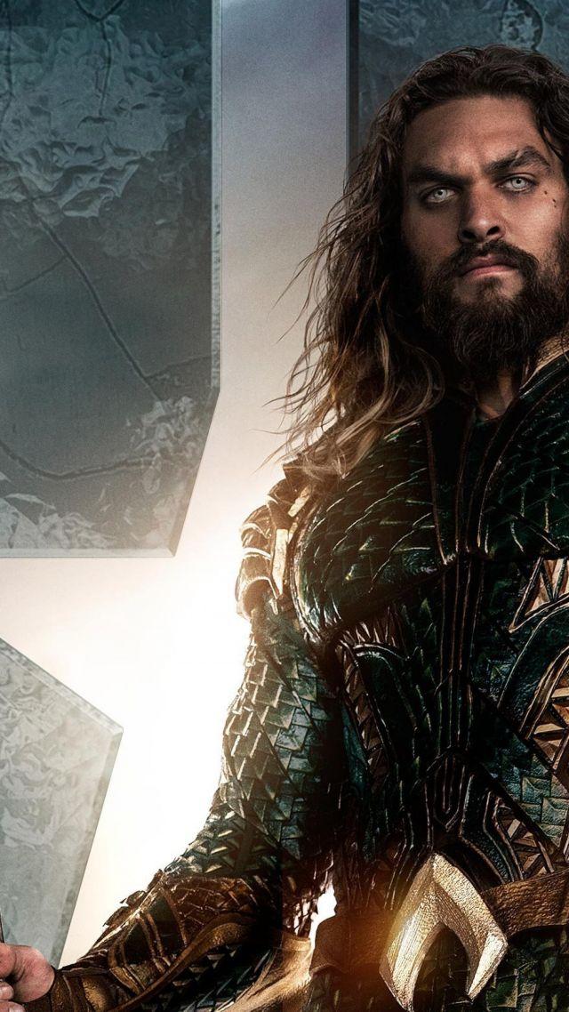 Wallpaper Justice League Aquaman Jason Momoa 4k Movies 15013