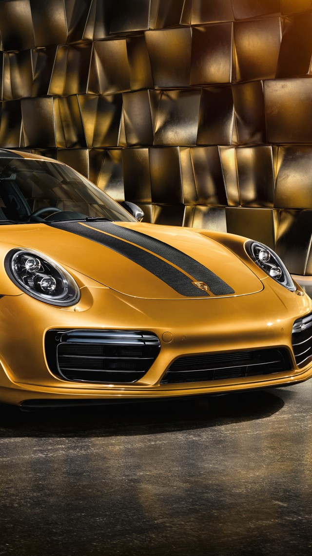Wallpaper Porsche 911 Turbo S 4k Cars Bikes 15076