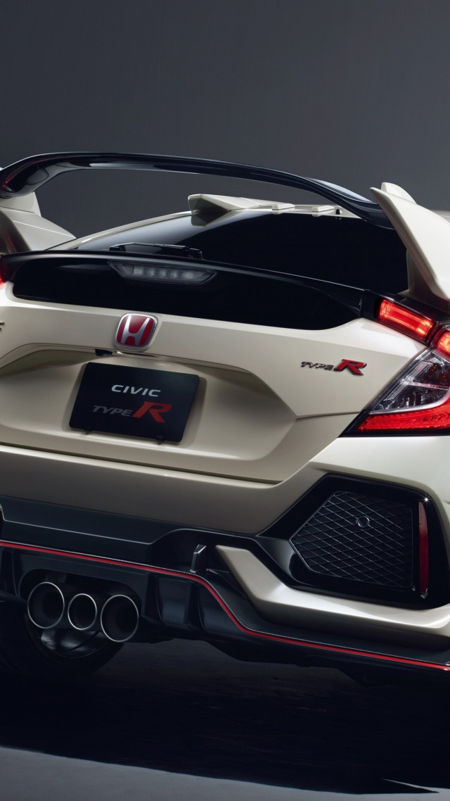 Wallpaper Honda Civic Type R 4k Cars Bikes 15077