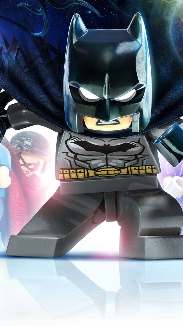 Wallpaper Lego Batman 3 Beyond Gotham 5k Movies 15081