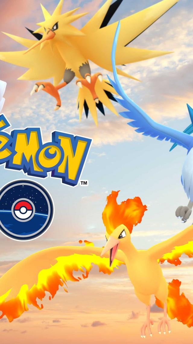 Wallpaper Pokemon Go Poster 4k Games 15132