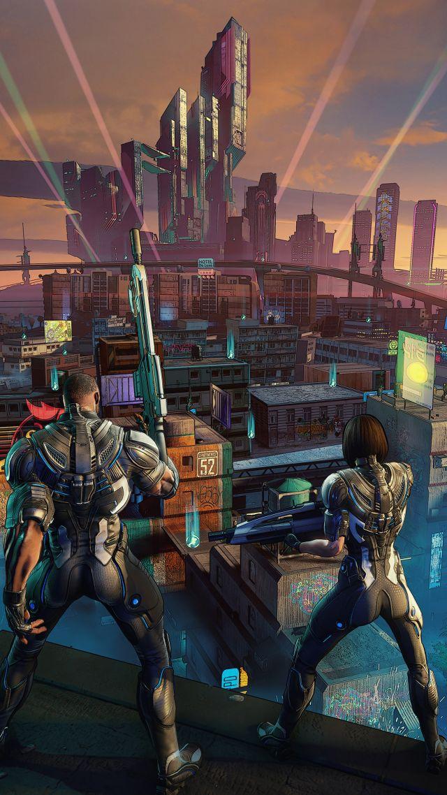 Wallpaper Crackdown 3 Screenshot E3 2017 4k Games 15145