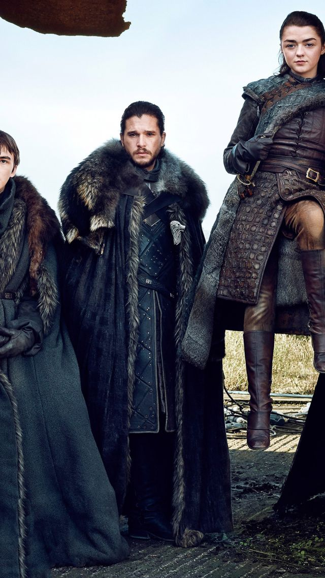 Sansa Game Of Thrones Season 7 Jon Snow Arya Stark Brandon