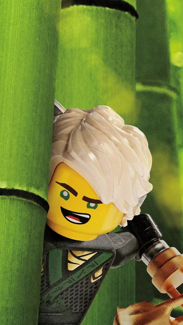 The LEGO Ninjago Movie Lloyd 4k Vertical