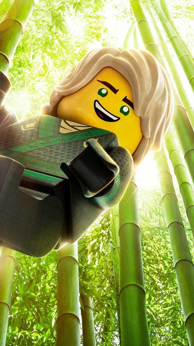 Wallpaper The LEGO Ninjago Movie 4k Movies 15230