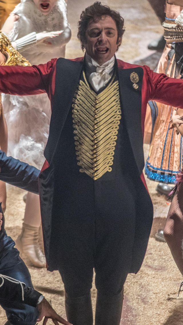The Greatest Showman, Hugh Jackman, 5k (vertical)