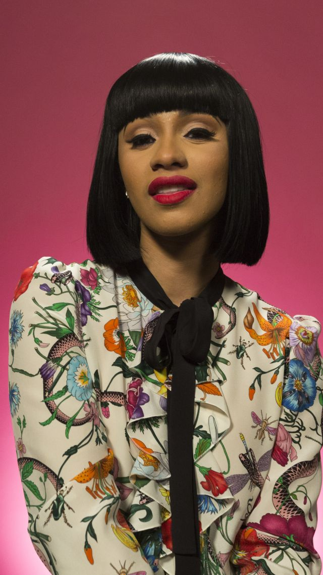 Wallpaper Cardi B Photo 5k Girls 15436