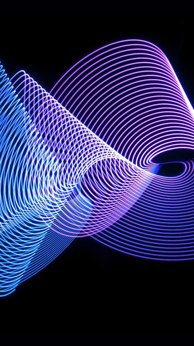 wallpaper abstract waves black hd abstract 15525