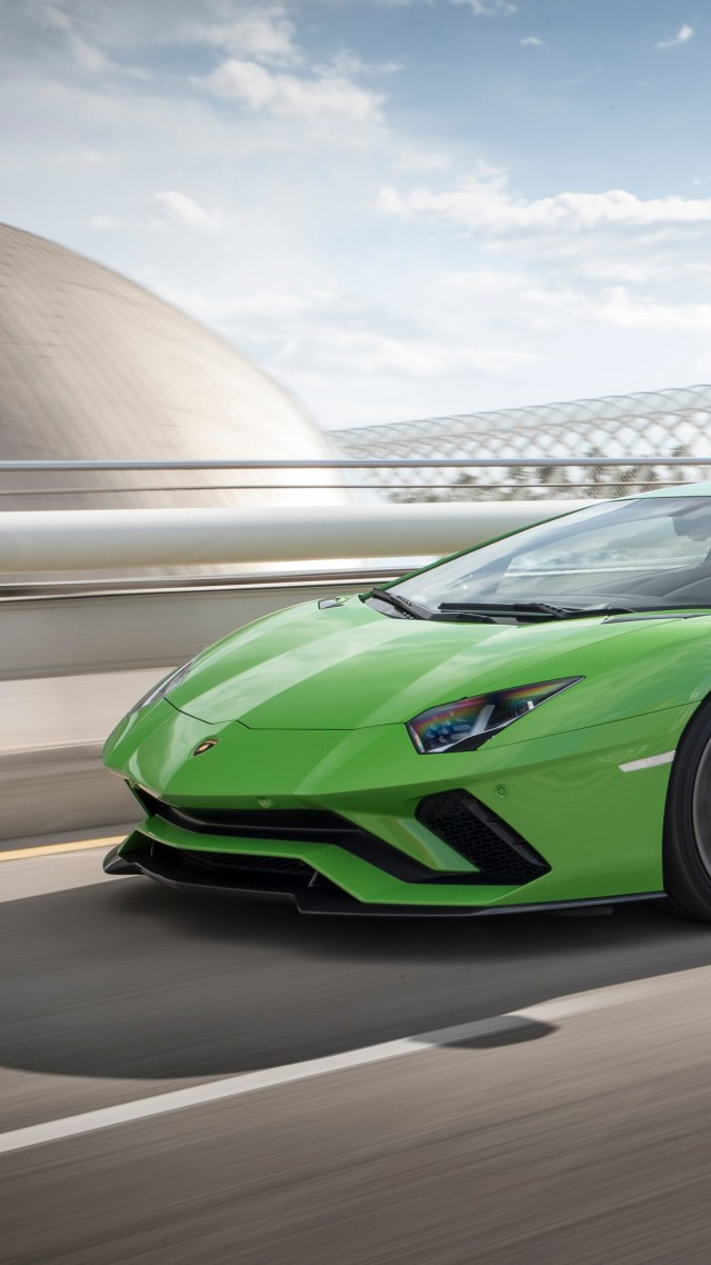 Wallpaper Lamborghini Aventador S Cars 2017 4k Cars