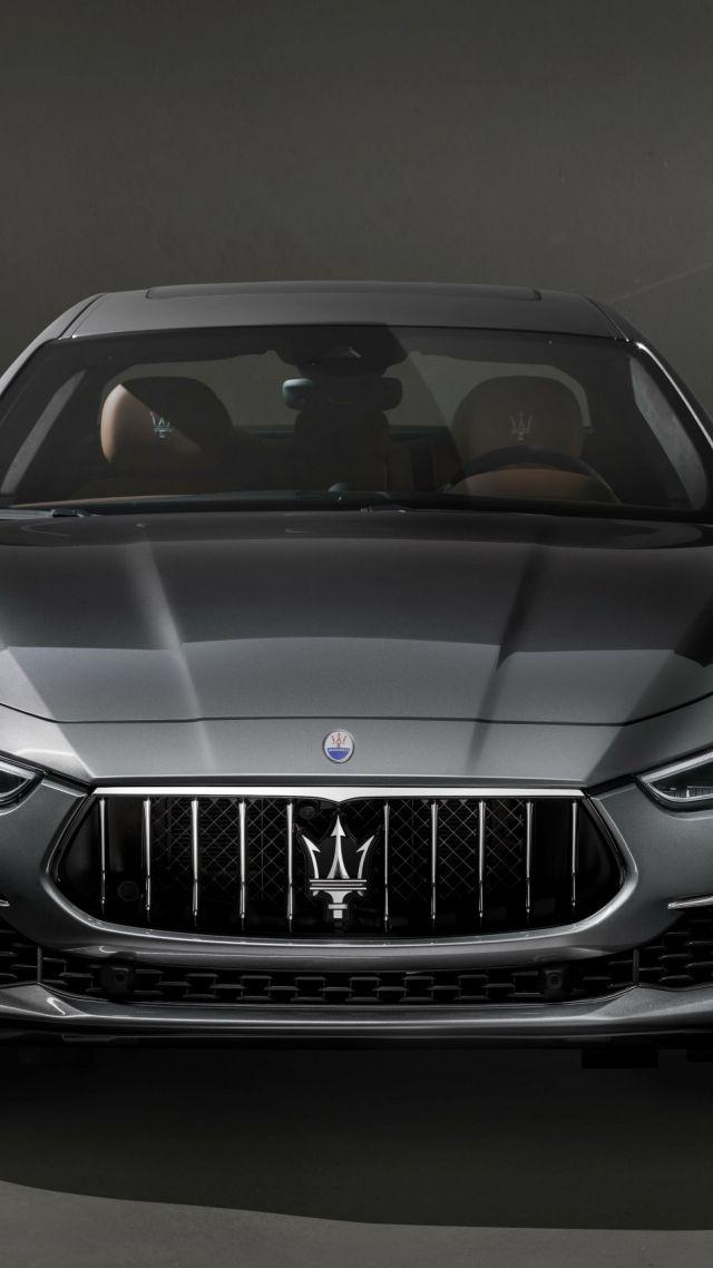 ... Maserati GranTurismo Sport, 5k (vertical)