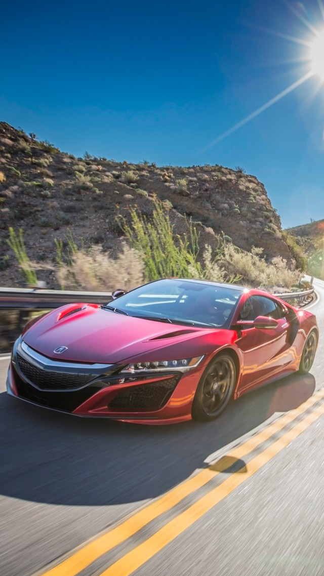Wallpaper Acura NSX, Cars 2017, 4k, Cars & Bikes #15649
