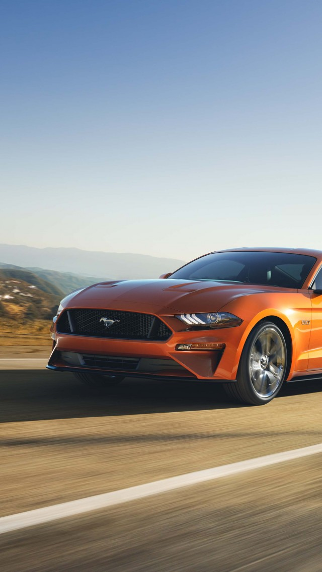 Wallpaper Ford Mustang 2018 Cars 4k Cars Bikes 15681