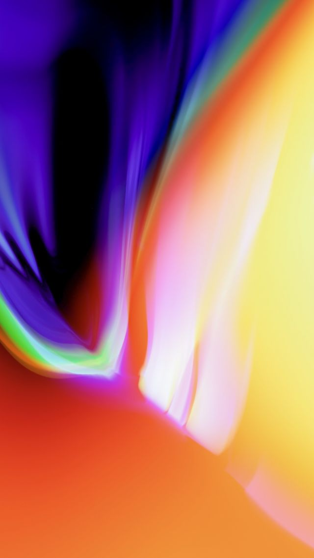 wallpaper iphone x wallpaper iphone 8 ios 11 colorful