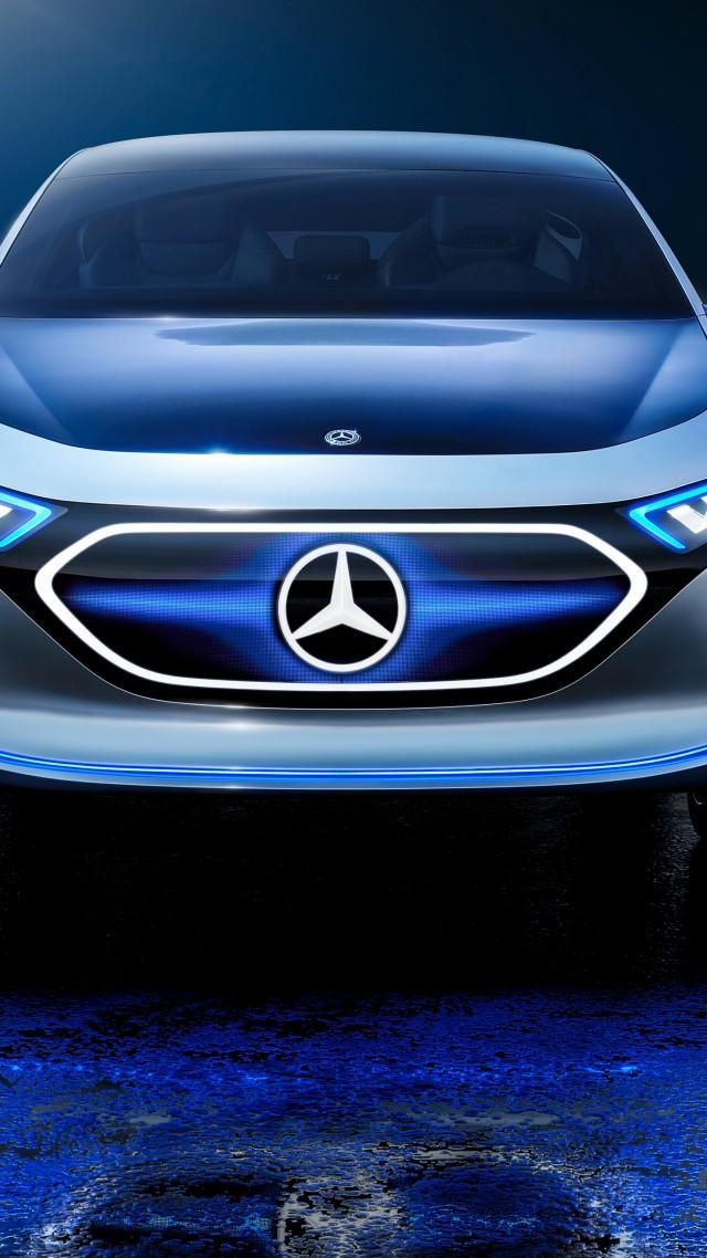 Wallpaper mercedes benz concept eq electric car 4k cars for Mercedes benz concept electric car