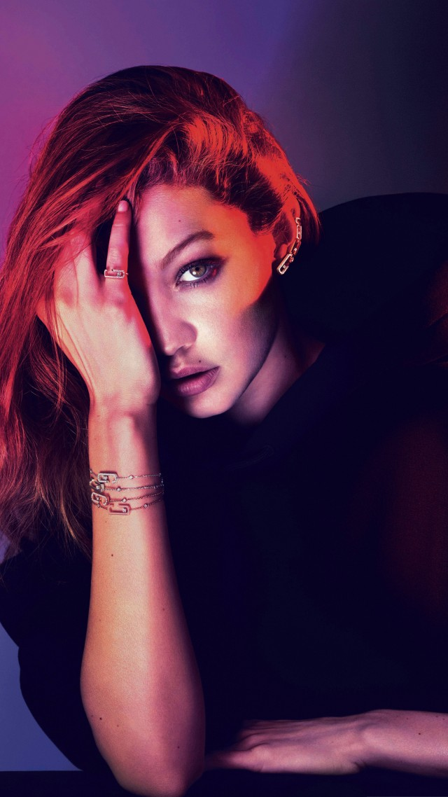 Gigi Hadid, beauty, 5k (vertical)