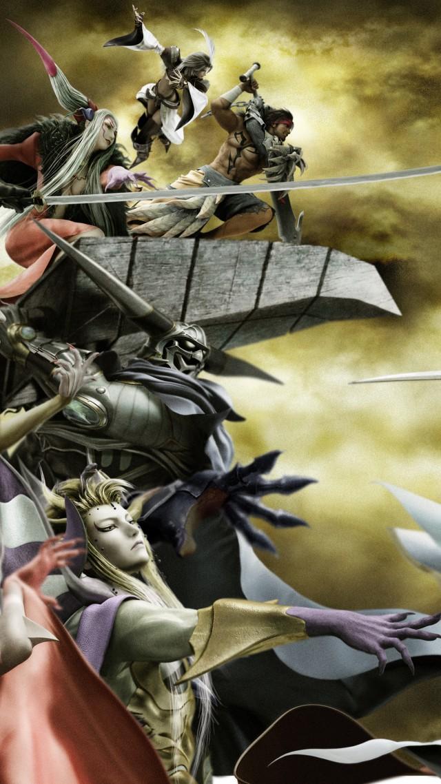 Download 56 Koleksi Wallpaper Final Fantasy Dissidia Gratis