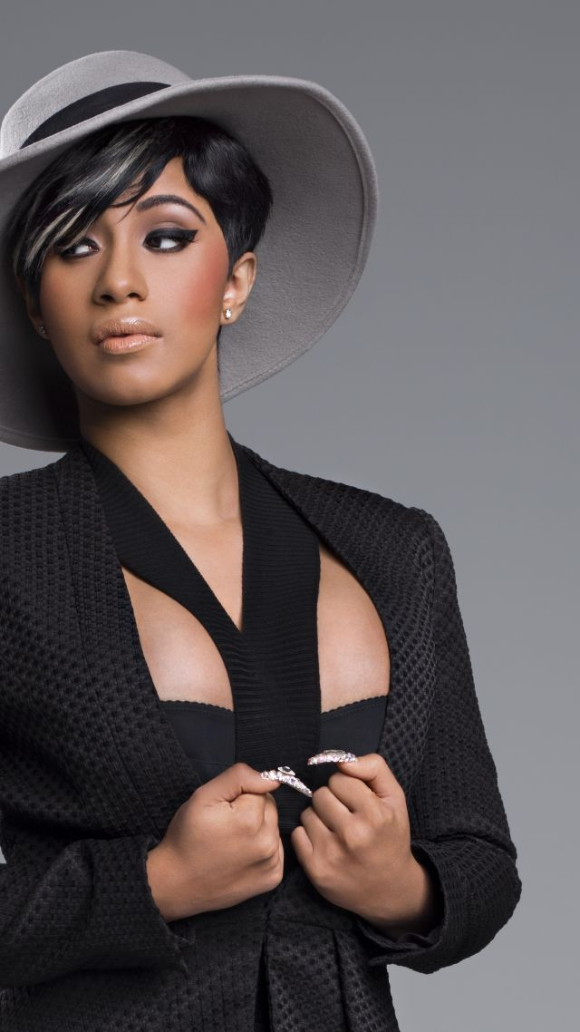 Wallpaper Cardi B Beauty 5k Celebrities 16018