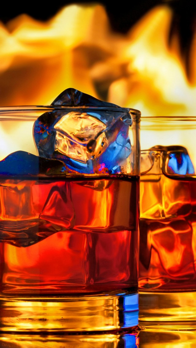 whiskey, fire, ice, 5k (vertical)