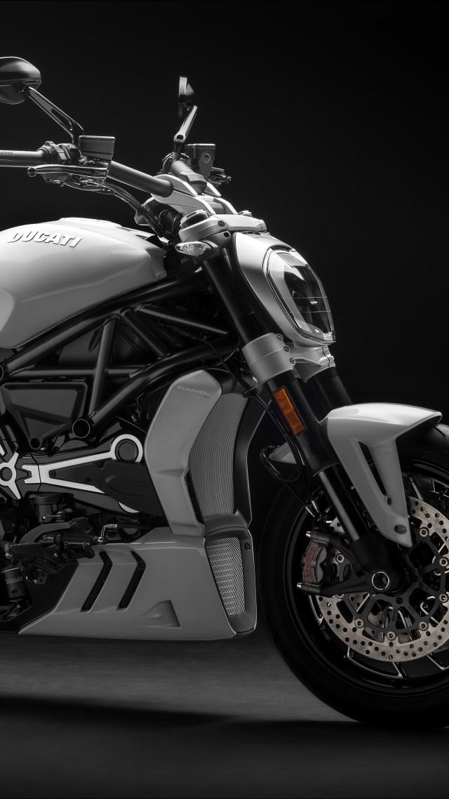 Ducati XDiavel S 2018 Bikes 8k Vertical