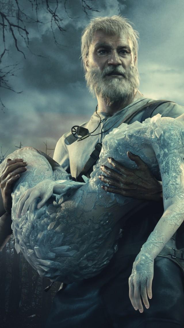 Wallpaper Resident Evil 7 Biohazard Poster 8k Games 16227