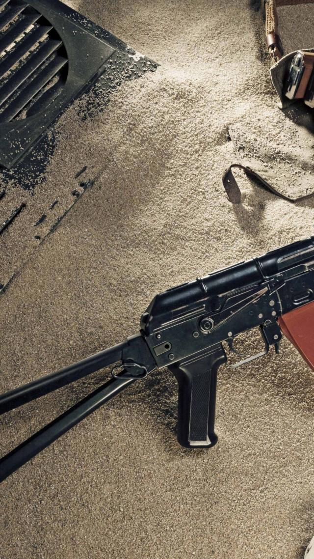Kalashnikov AK 47 Assault Rifle Russia USSR