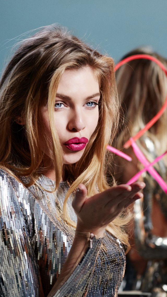 Stella Maxwell, beauty, Victoria's Secret Angel, 4k (vertical)