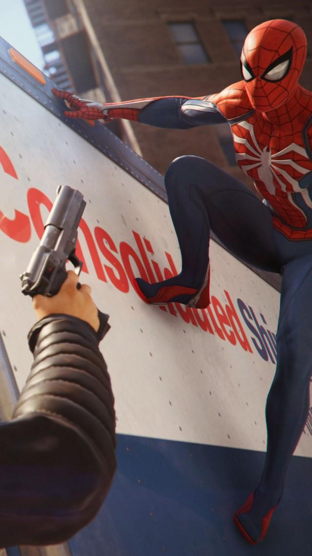Marvel Spider Man 4k Wallpaper