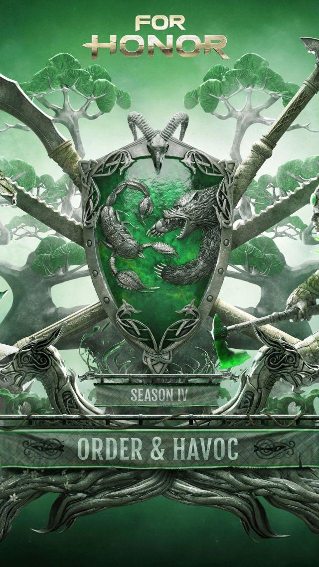 Wallpaper For Honor Season Iv Poster 4k Games 16487