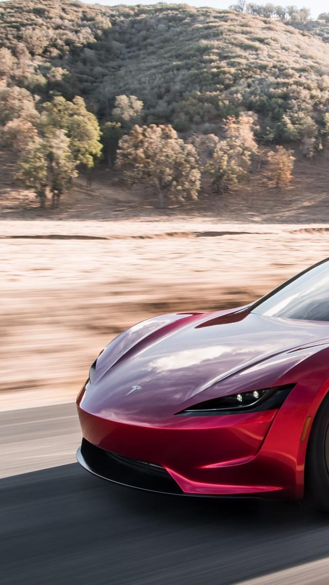 Wallpaper Tesla Roadster Electric Car 4k Cars Bikes 16600